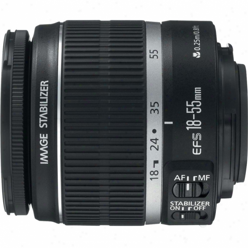 Received books of Scripture 18-55mm F/3.5-5.6 Ef-s Is Zoom Lens
