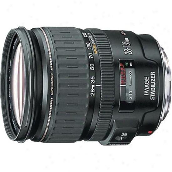 Canon 28-135mm F/3.5-5.6 Ef Is Zoom Lens Usm