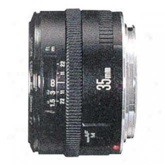 Canon 35mm F/2.0 Ef Wide Angle Lens