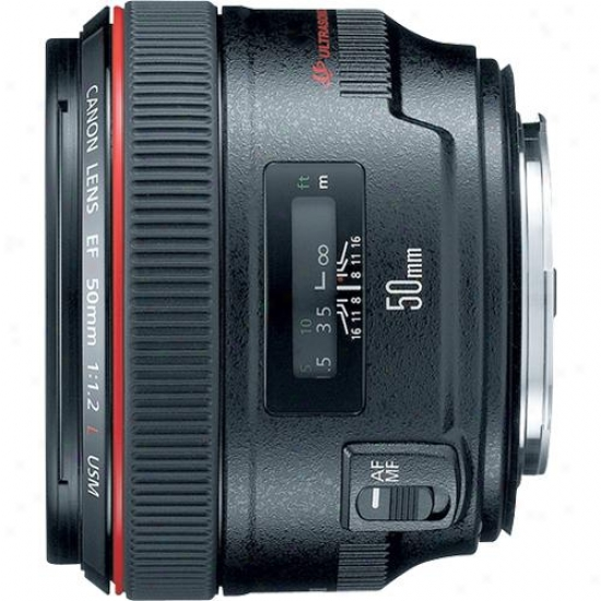 Canon 50mm F1/.2l Ef Usm