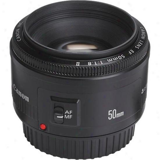 Canon 50mm / F1.8 Slr Camera Lens