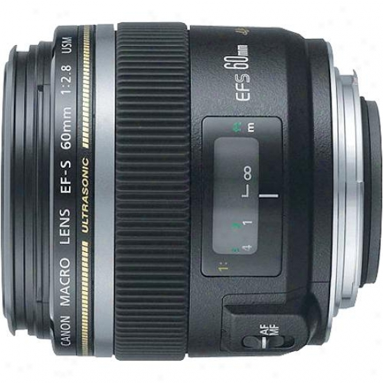 Canon 60mm F/2.8 Ef-s Macro Usm