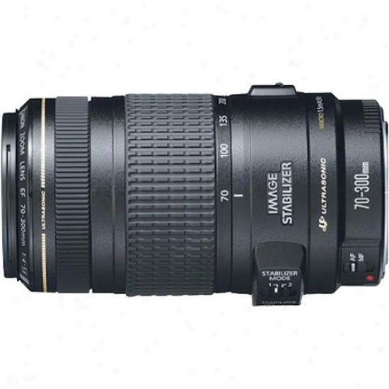 Canon 70-300mm F/4-5.6 Is Ef Telephoto Zoom Lens Usm