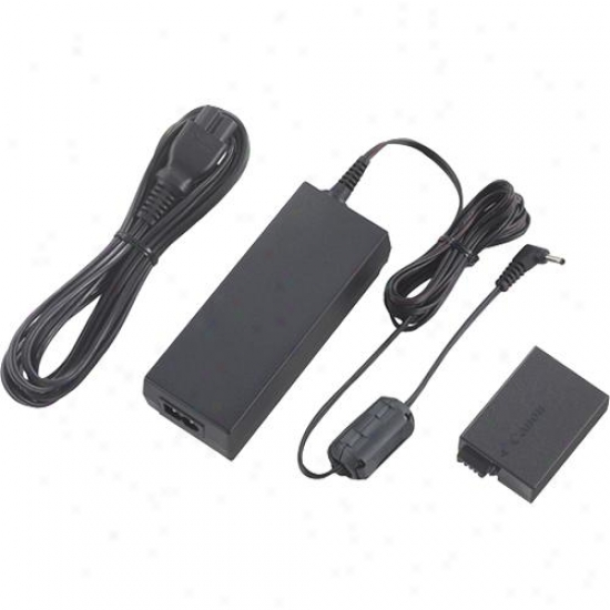 Canon Ack-e8 Ac Adapter Kid For Eos Rebel T2i Digital Slr