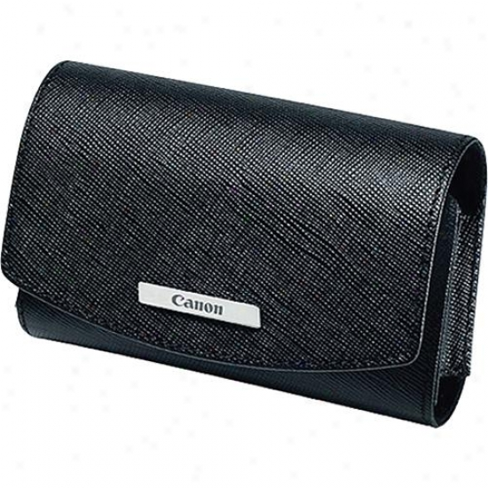 Canon Deluxe Digital Camera Leather Case