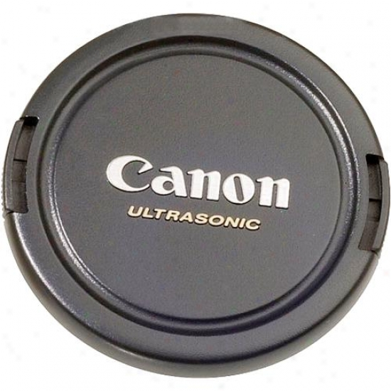 Canon E-67 67mm Snap On Lens Head-cover