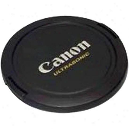 Canon E-77u 77mm Snap-on Lehs Cap During Ultrasonic Ef Lenses