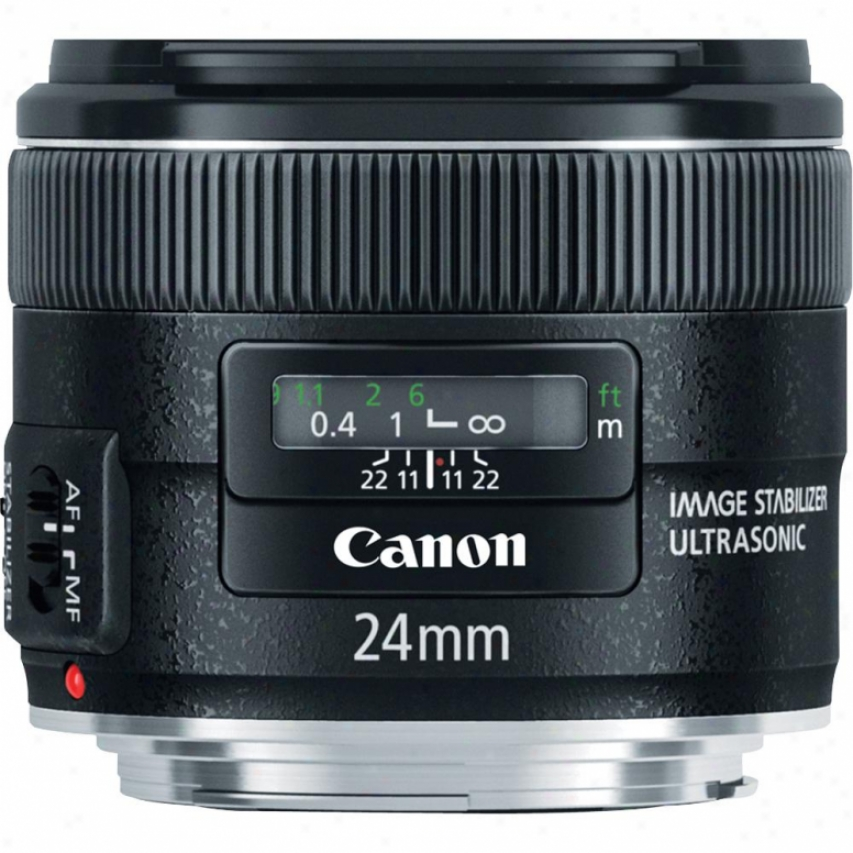 Canon Ef 24mm F/2.8 Is Usm Wide-angle Lend