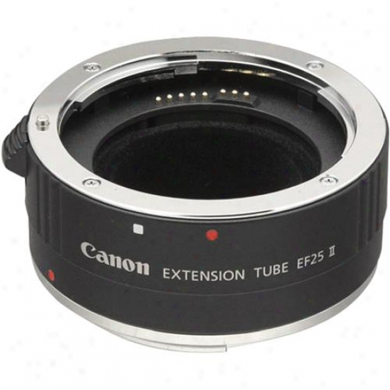 Canon Ef 25 Ii Extension Pipe