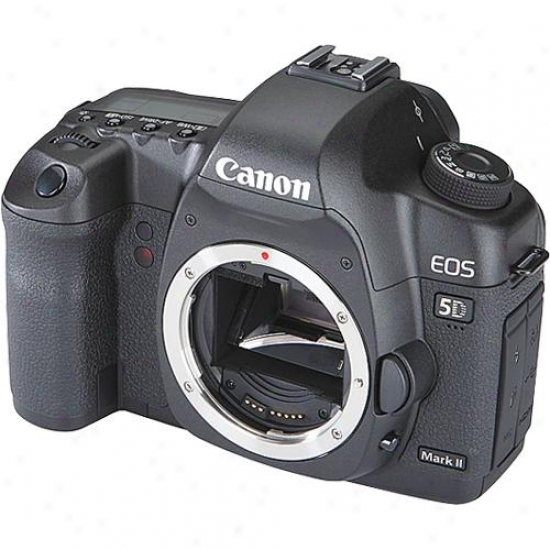 Canon Eos 5d Mark Ii 21-megapixel Digital Slr - Carcass Only