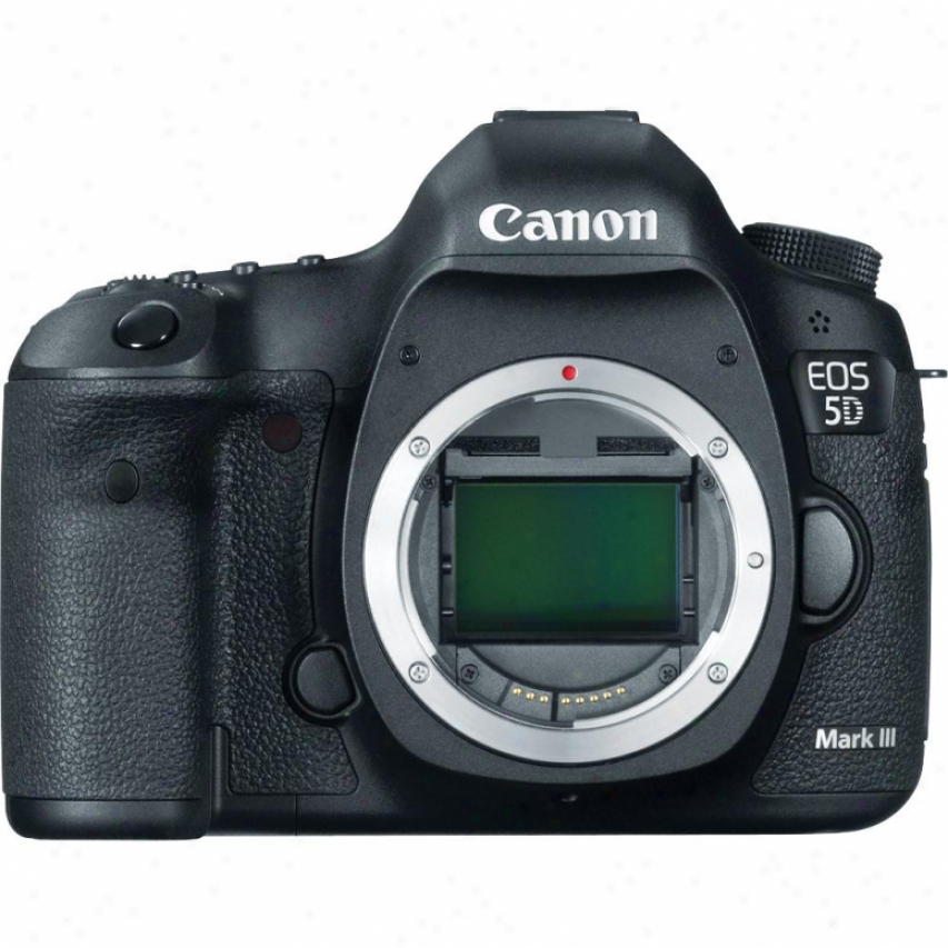 Canon Eos 5d Mark Iii 22 Megapixel Digital Slr Camera - Body Only