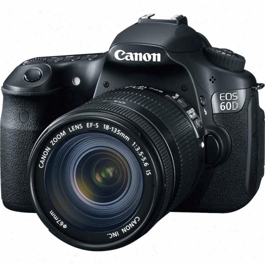 Rule  Eos 60d 18-megapixel Digital Slr Camera Kit