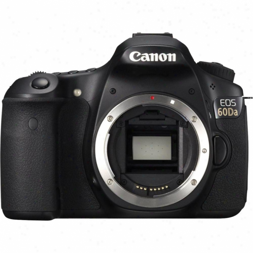 Canon Eos 60da 18 Megapixel Digital Slr Camera - Bocy Only