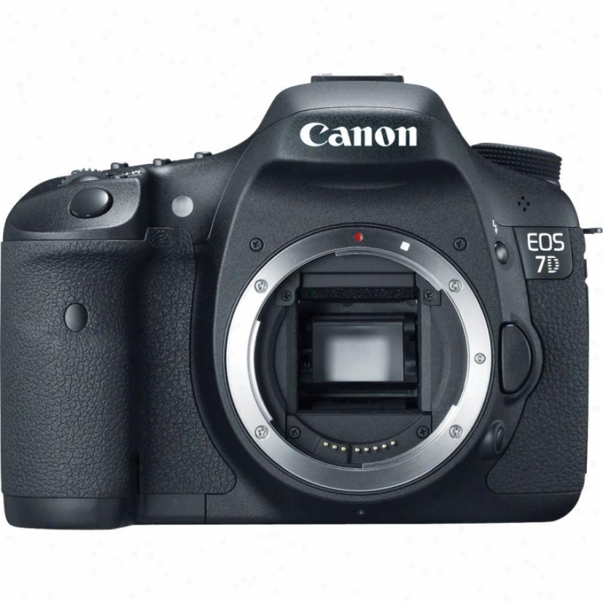 Canon Eos 7d 18 Megapixel Digital Slr Camera - Body Only