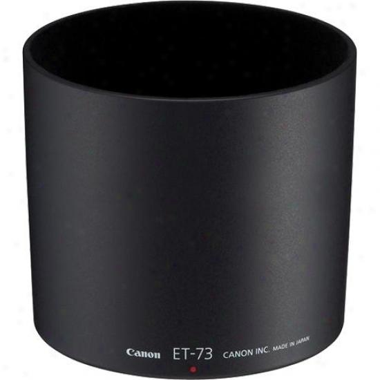 Canon Et-73 Lens Hide For Ef 100 F/2.8l Macro Is Usm