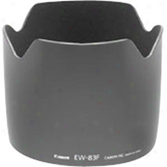 Received books of Scripture Ew-83f Lens Hood For 24-70 F/2.8l Lens