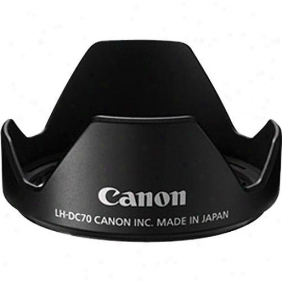 Canon Lh-dc70 Lens Hood