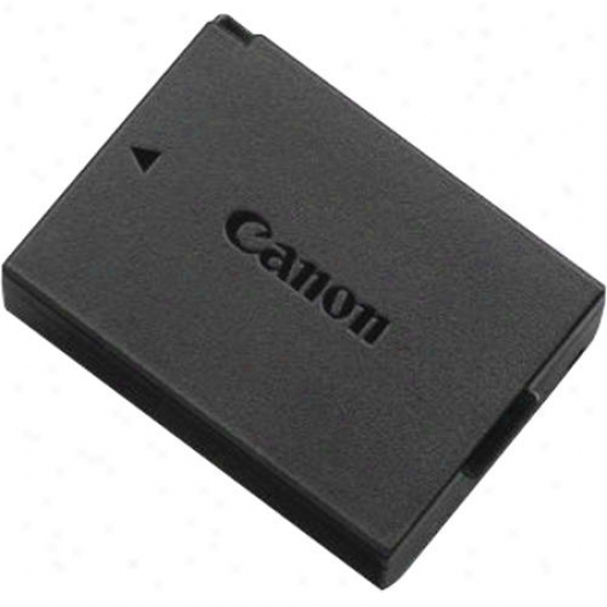 Canon Lp-e10 Lithium-ion Battery Pack Against Eos Rebel T3 Dslr