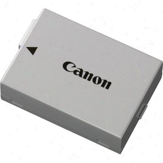 Canon Lpe-8 Lithium-ion Battery Pack For Rebel T2i Digital Slr