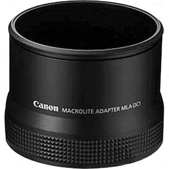 Canon Mla-dc1 Macro Lite Adapter