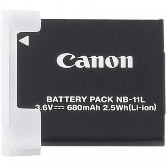 Canon Nb-11l Rehargeable Lithium Ion Battery Pack