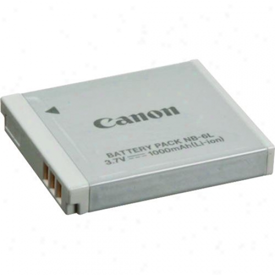Canon Nb-6l Rechargeable Battery