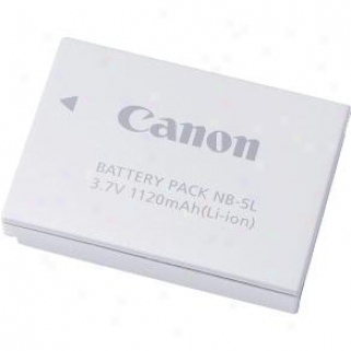 Canon Nb5l Rechargeable Battery For Sd700