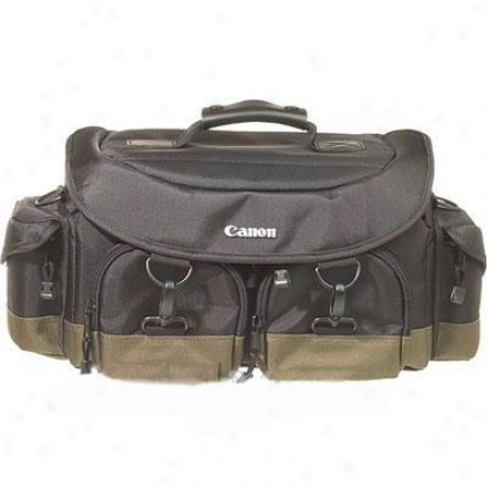 Canon Professional Gadget Bag 1eg - Black With Olive