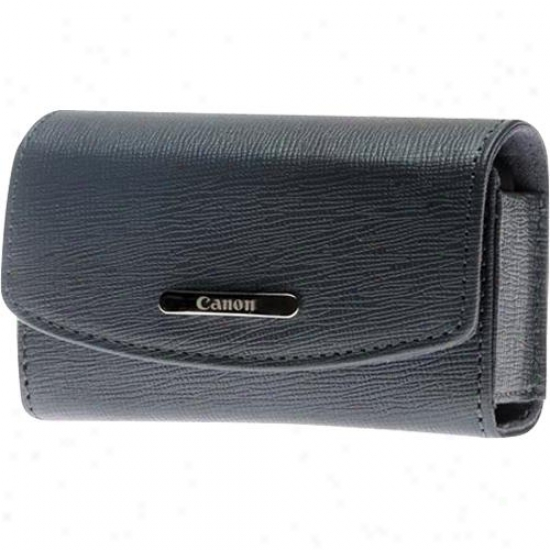 Canon Psc-2050 Deluxe Gray Leather Case