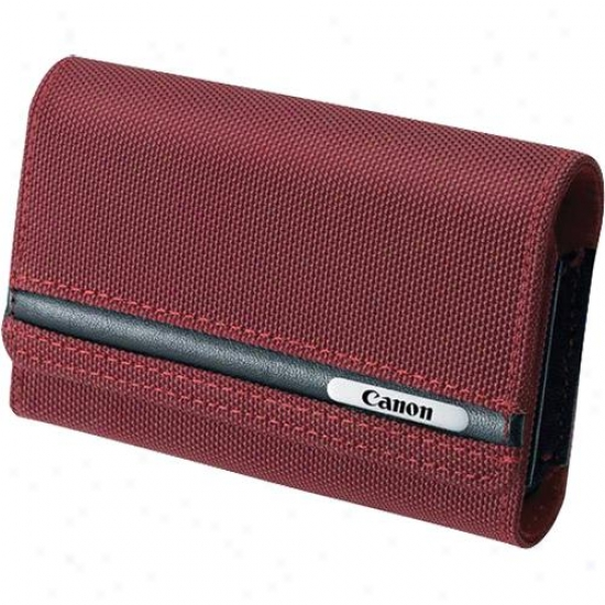Received books of Scripture Psc-2070 Deluxe Soft Camera Case - Red - 5600b001
