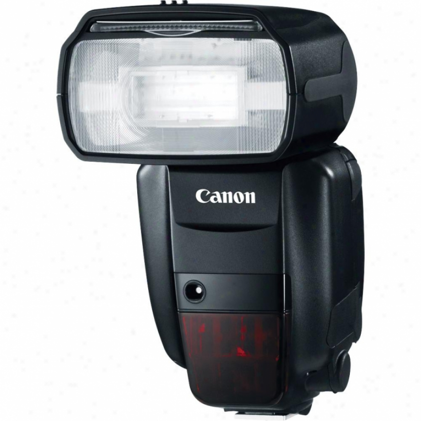 Canon Speedlite 600ex-rt Electronic Flash