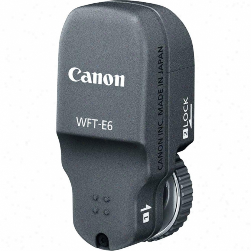 Canon Wft-e6a Wireless Transmitter For Eos 1d X
