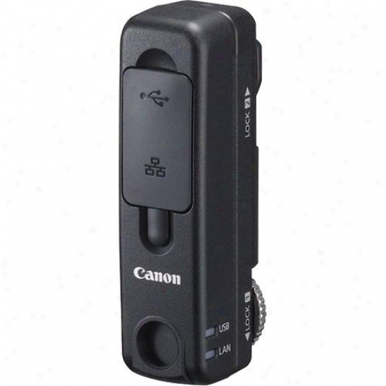 Canon Wfteii2a Wireless Transmitter For Eos-1d Mark Iii, Iv & Eos-1ds Mark Iii