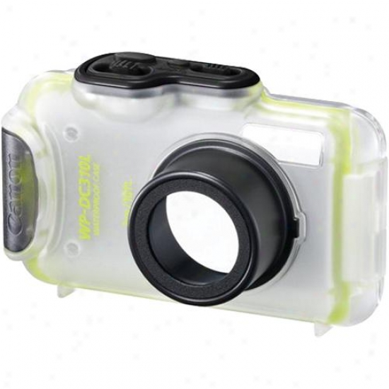 Canon Wp-dc310l Waterproof Case For Poqershot Elph 100 Hs Digital Camera