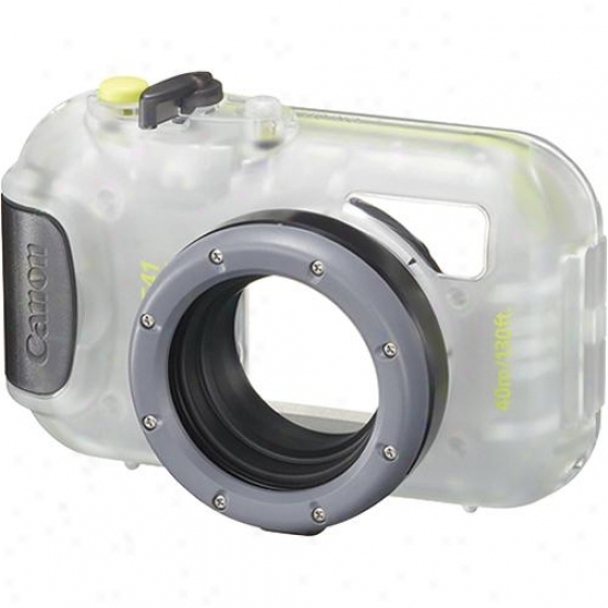 Received books of Scripture Wp-dc41 Waterproof Case For Powershot Elph 300 Hs Digital Camera