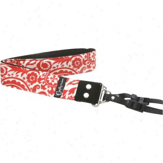"Capturing Couture Penelope Rose 1.5"" Slr/dsslr Camera Strap - Slr15-pnrs"