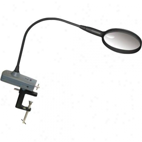 Carson Optical Cl-65 Magniflex Magnifying Lamp