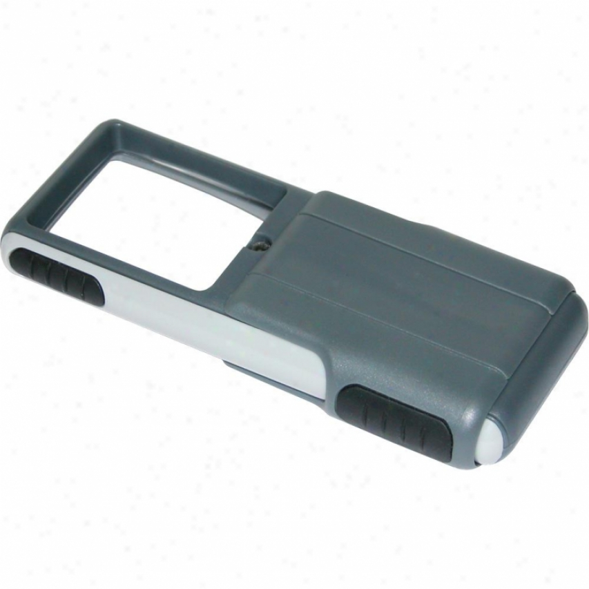 Carson Optical Po-25 Minibrite Pocket Magnifier