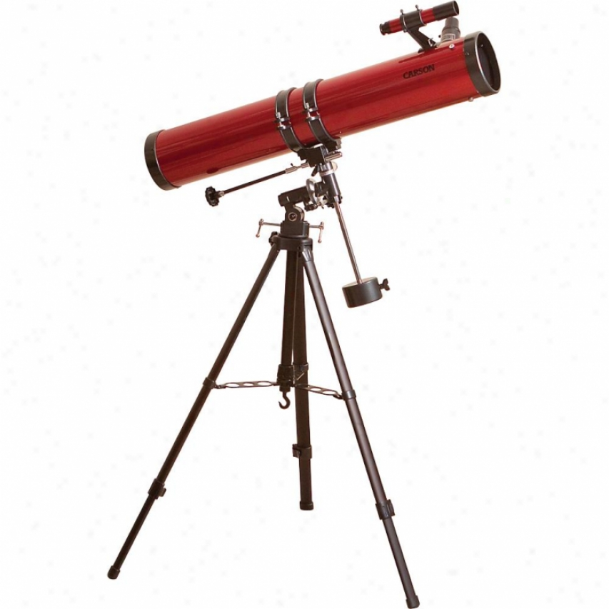 Carson Optical Rp-300 Red Planet Telescope