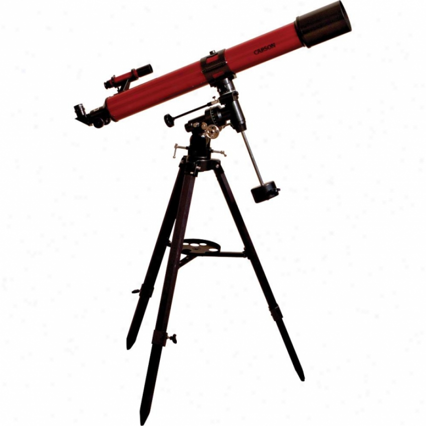 Carson Optical Rp-400 Red Planet Telescope