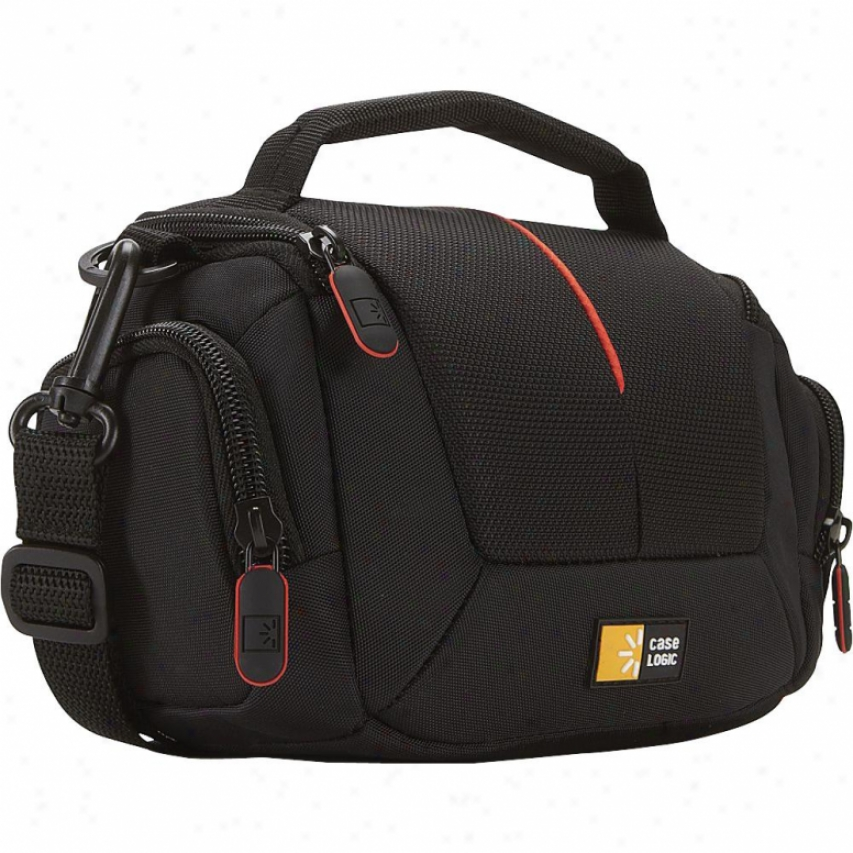 Case Logic Camcorder Kit Bag - Dcb-305 - Black