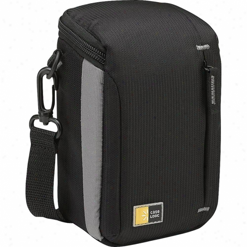 Case Logic Compact Camcorder/high Zoom Camera Case