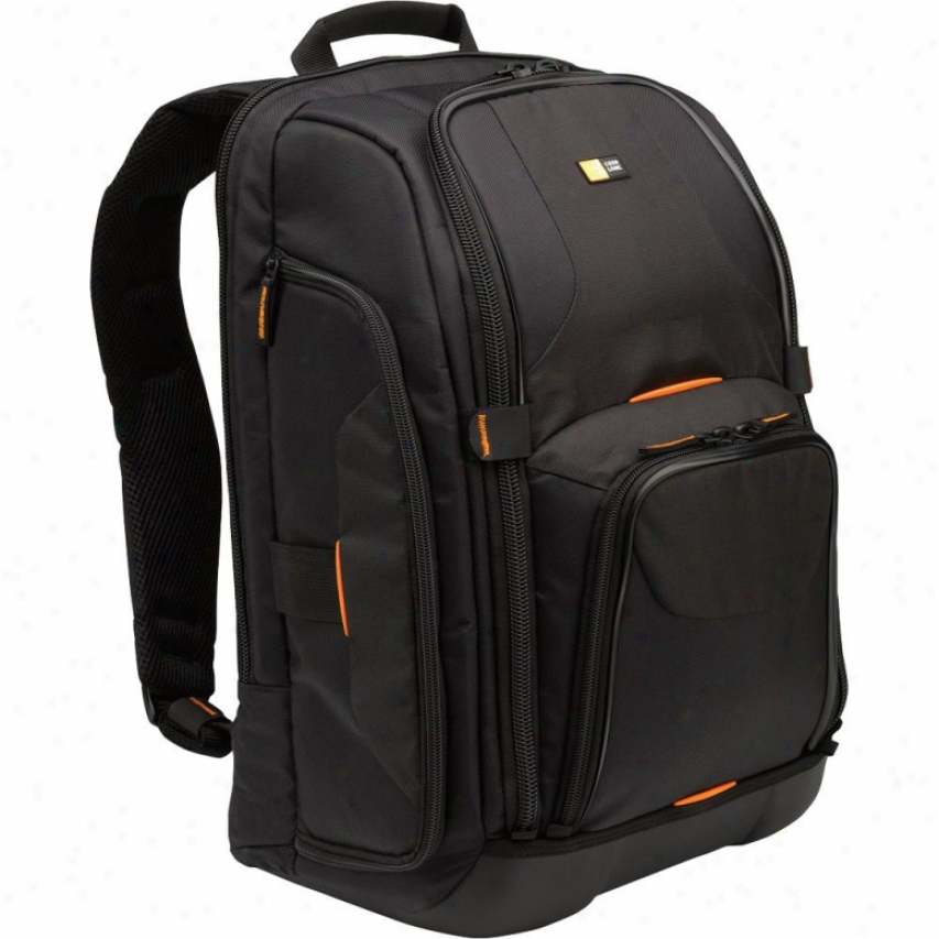 Case Logic Slr Camera/laptop Backpack - Black