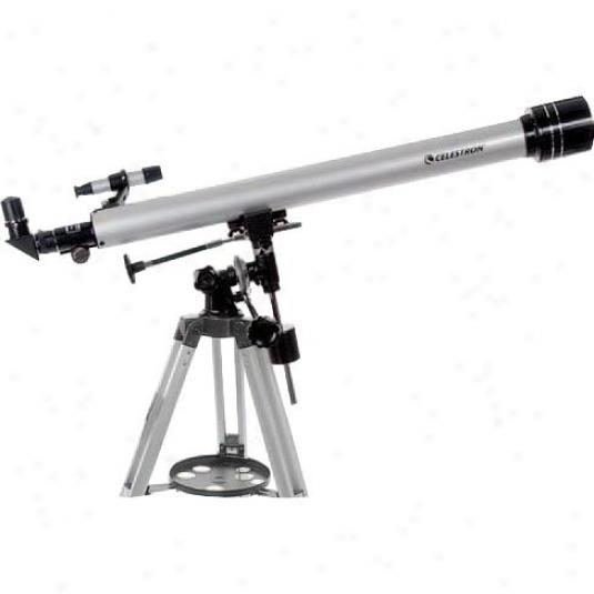 Celestron 21043 Powerseeker 60eq Refractor Telescope