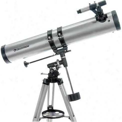 Celestron 21045 Powerseeker 114eq Refractor Telescope