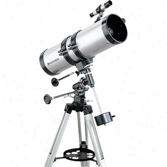 "Celestron 21049 Powerseeker 127 Eq 5"" Equatorial Mirror Telescope"