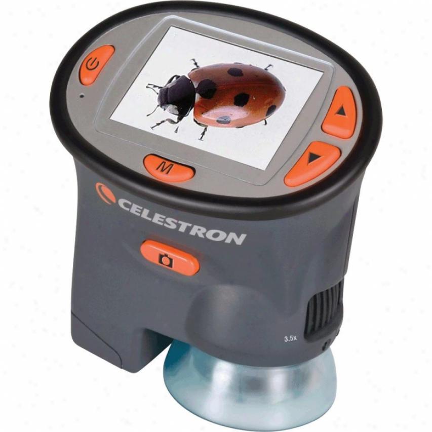 Celestron 44311 Lcd Handheld Digital Microscope