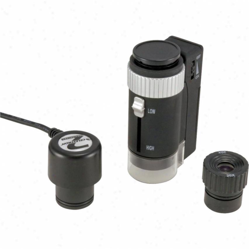 Celes5ron Handheld Digital Microscope 44302-a