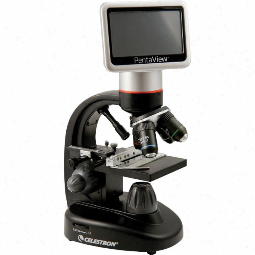 Ceestron Pentaview Lcd Digital Microscope