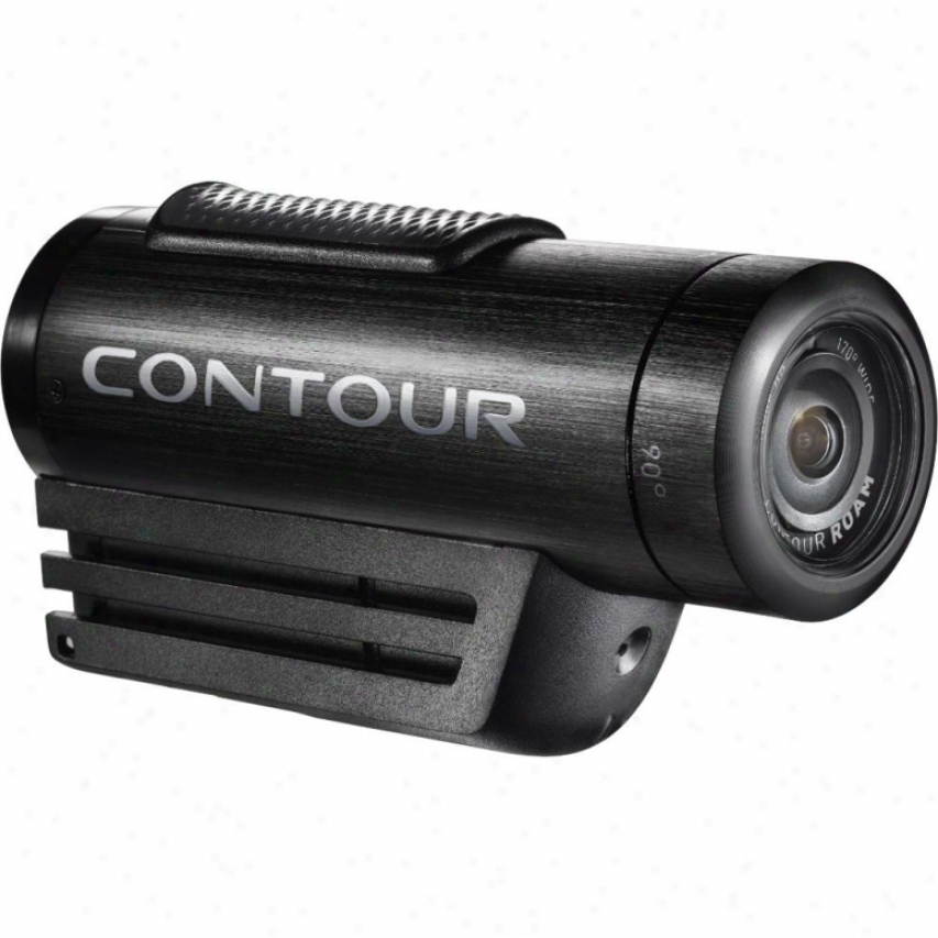 Contour 5-megapixel Contourroam 1080p Wearable Camera/camcorder - 1600